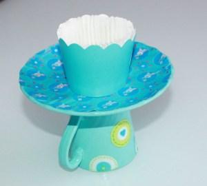 mini stand à cup cake