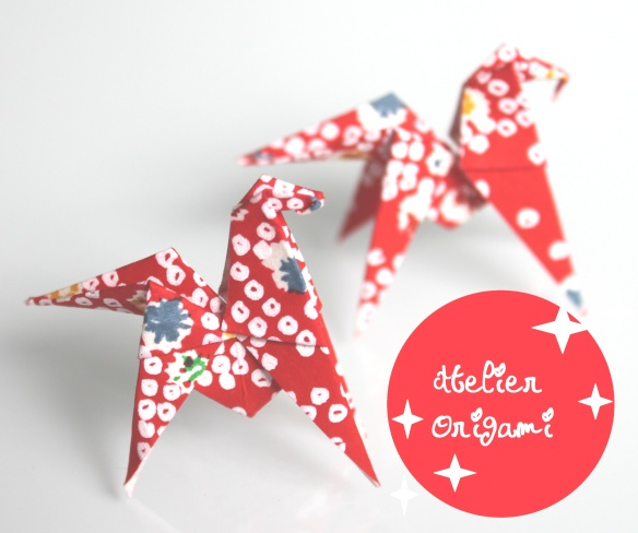 atelier mini origami fete anniversaire
