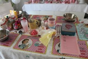 Ateliers cupcakes à sainte hélène en Gironde