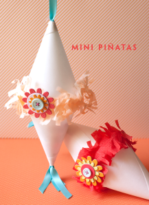 diy mini pinata