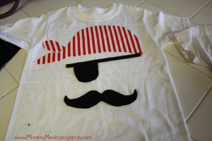 diy pirate shirt