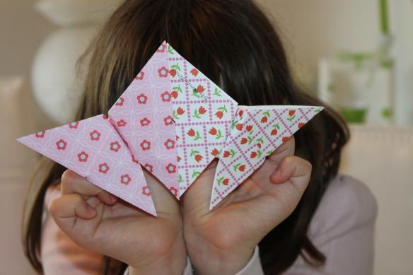 papillon origami