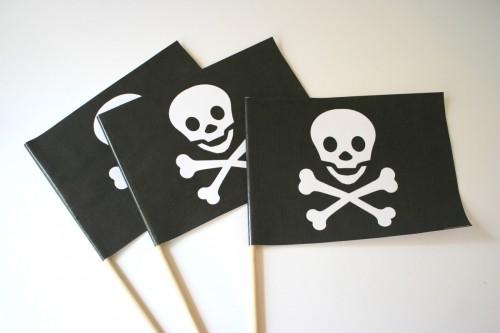 fanion pirate