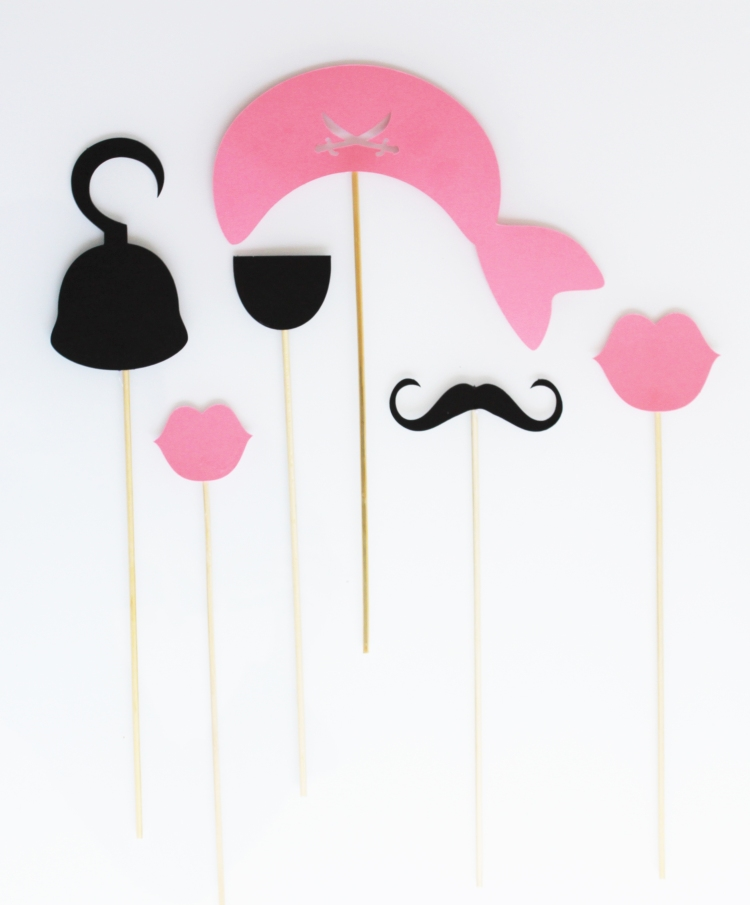 princesse-pirate-rose-noir-photobooth
