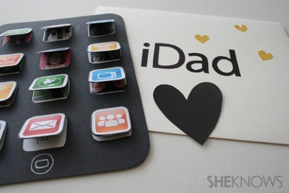 fete des pères geek