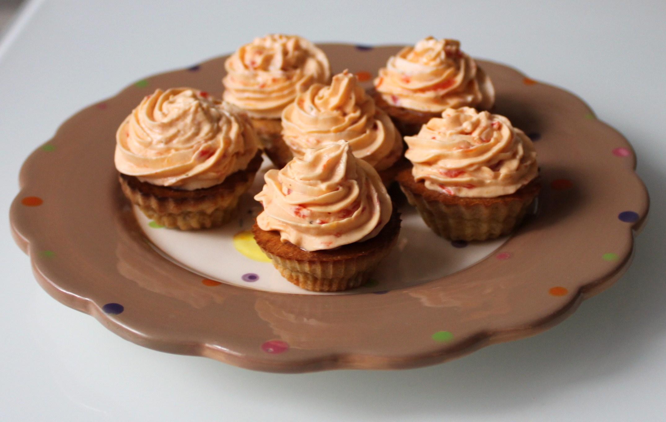 le cake au thon revisit fa on cupcakes la fabricamania. Black Bedroom Furniture Sets. Home Design Ideas