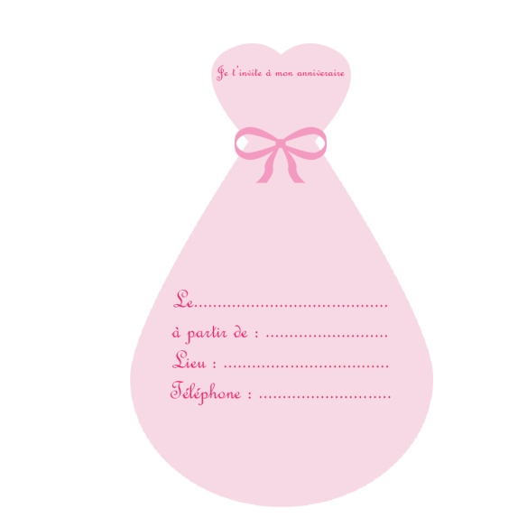 invitation-robe-princess-anniversaire-la-fabricamania