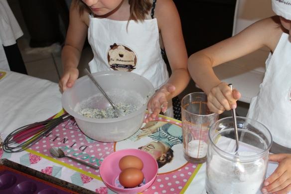 cours cupcake- la fabricamania- atelier
