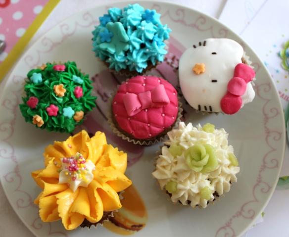 atelier cupcakes, cours de cuisine bordeaux gironde fabricamania