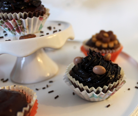 Cupcakes chocolat - la fabricamania (18)