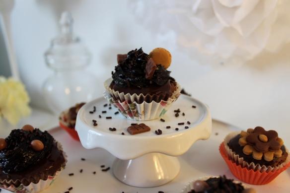 Cupcakes chocolat - la fabricamania (21)