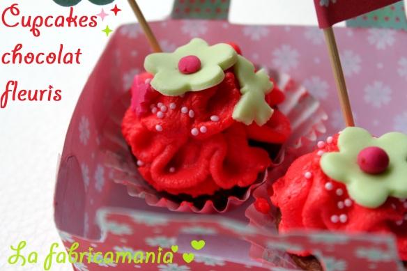 cupcakes fleuris design la fabricamania cours de cupcakes gironde bordeaux lacanau