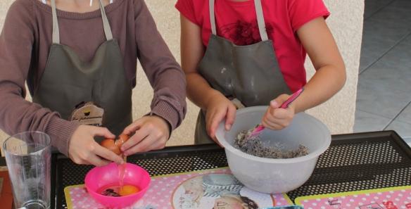 fete anniversaire -atelier cupcake -bordeaux - gironde -la fabricamania