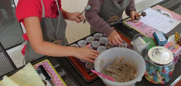 fete anniversaire -atelier cupcake -bordeaux - gironde -la fabricamania3