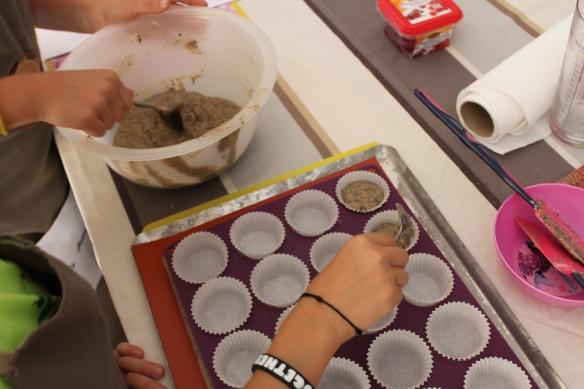 Fete d'anniversaire-atelier cupcake-lege cap ferret-bordeaux
