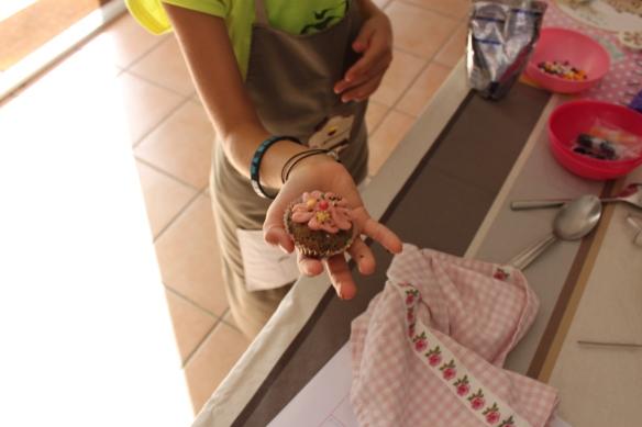 atelier cupcake pour fete d'anniversaire cap ferret bordeaux
