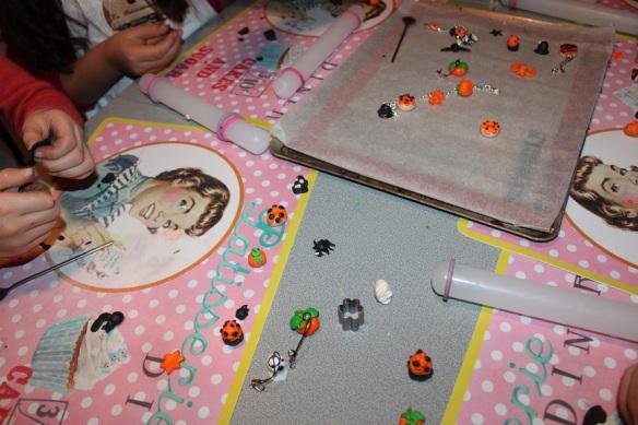 fete d'anniversaire- bordeaux-atelier fimo halloween