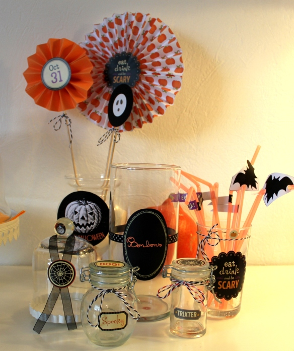 diy décoration halloween -la fabricamania-la box
