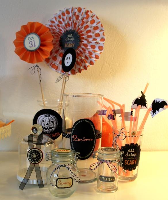 diy décoration halloween -la fabricamania-la box