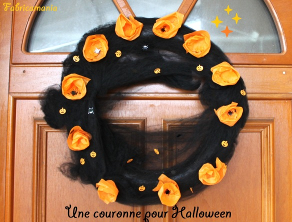 diy couronne halloween la fabricamania