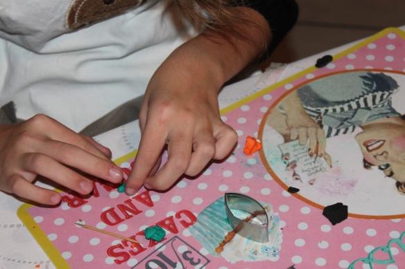 fimo poupées japonaises- atelier vacances - la fabricamania