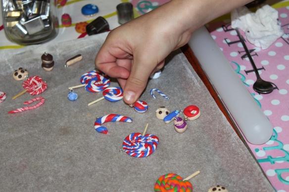 atelier fimo la fabricamania bijoux gourmands