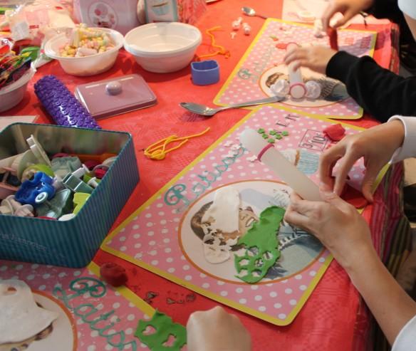 fête anniversaire enfant bordeaux atelier cupcakes la fabricamania