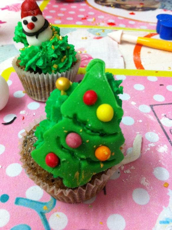 atelier cupcake de noel la fabricamania24