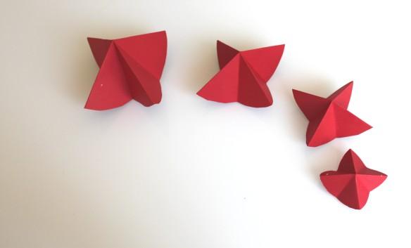 diy-tuto-sapin de noël en papier- la fabricamania