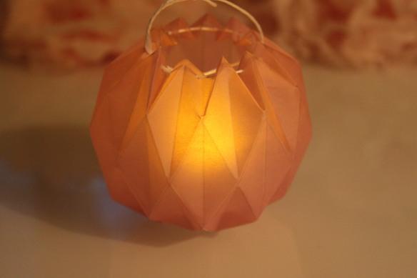 lampion papier calque : la Fabricamania