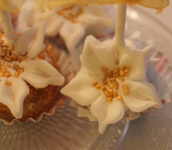 bouquet cake pop fleurs la fabricamania fetes noel