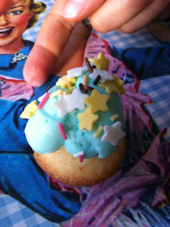 Fabricamania atelier cupcakes école d'eysines