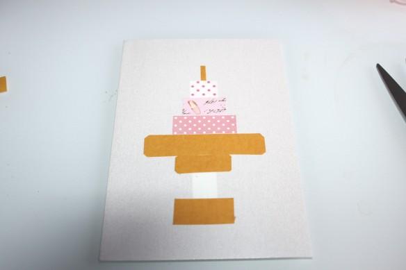 La fabricamania diy carte anniversaire