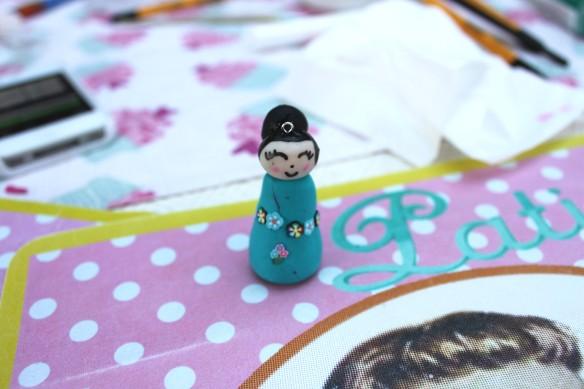 la fabricamania atelier bordeaux poupées japonaises fimo