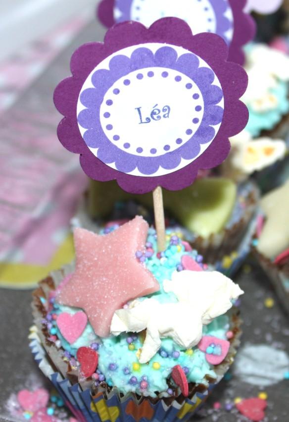 La fabricamania kit anniversaire sweet table