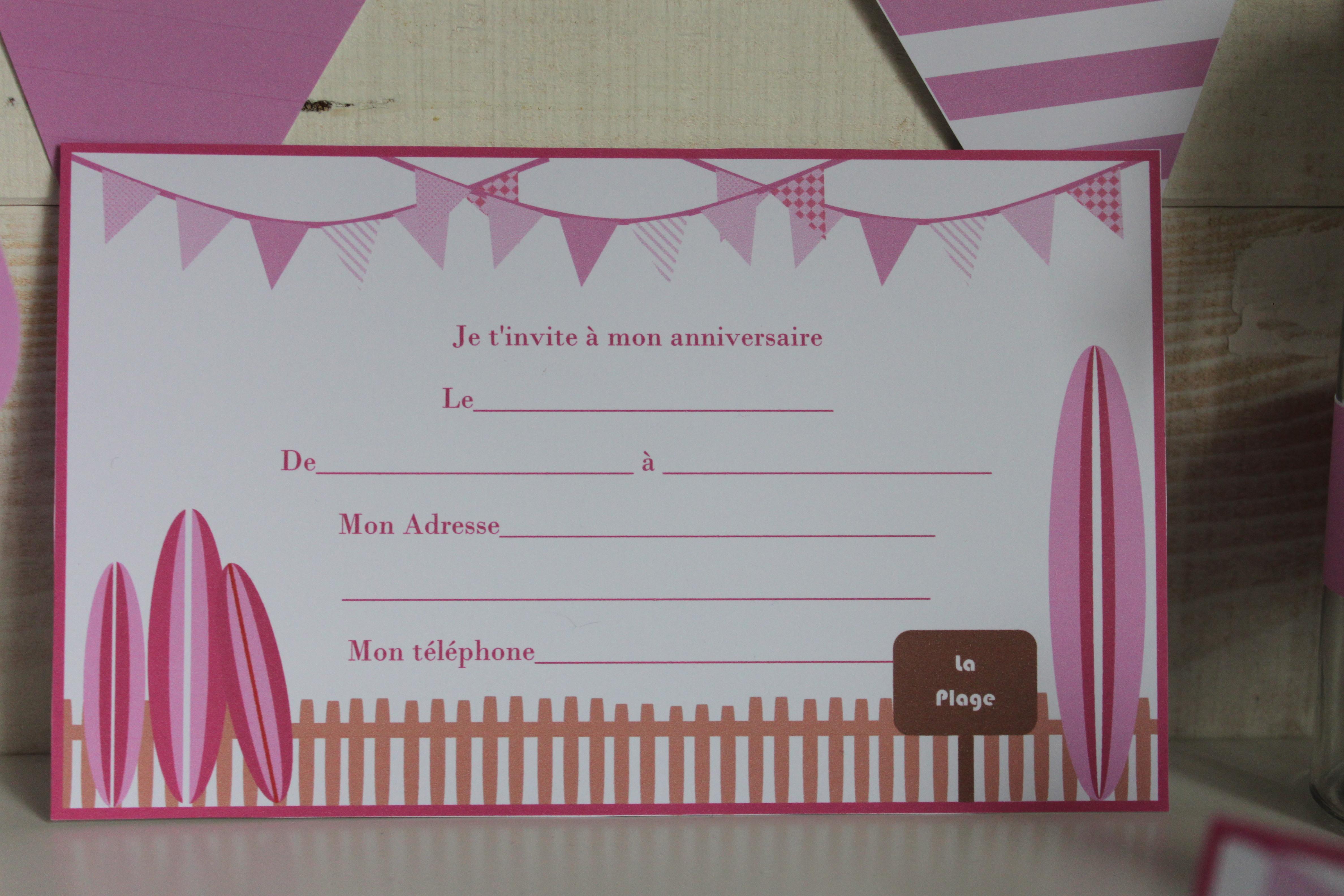 box anniversaire et kit imprimable pour r u00e9aliser une jolie sweet table