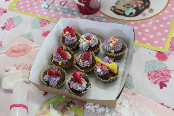 atelier cupcake garderie merignac le haillan periscolaire