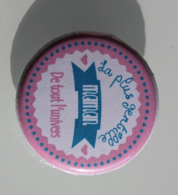 badge fête des mères à imprimer