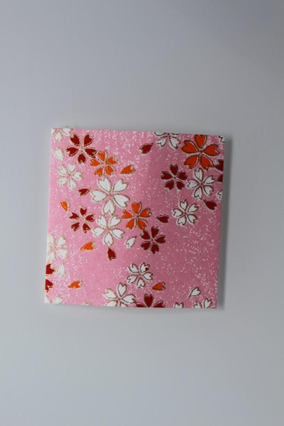 diy origami grue