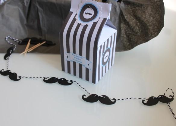 kit fete des pères moustaches
