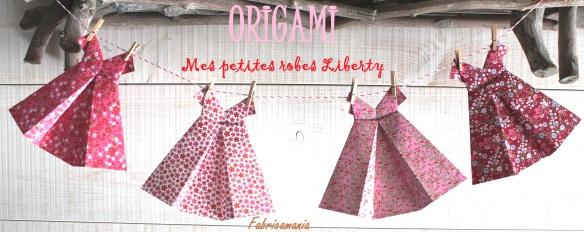 origami robe liberty