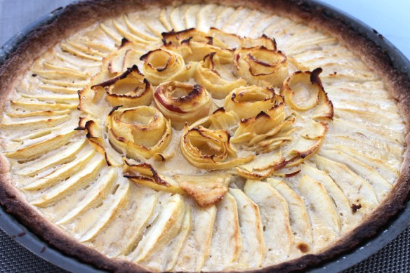 tarte aux pommes Fabricamania