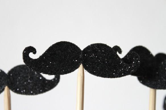 moustaches noires photoboth