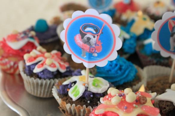 atelier cupcakes fete anniversaire bordeaux saint médard en jalles