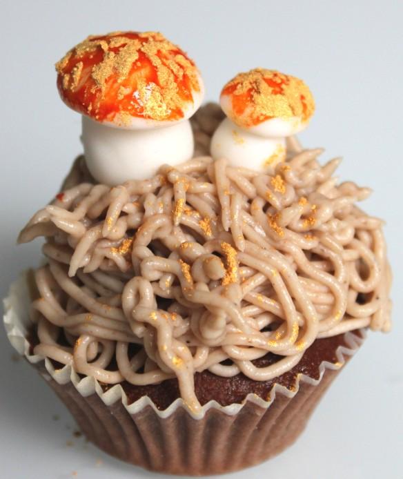 recette-cupcakes-creme de marron- champignons (43)