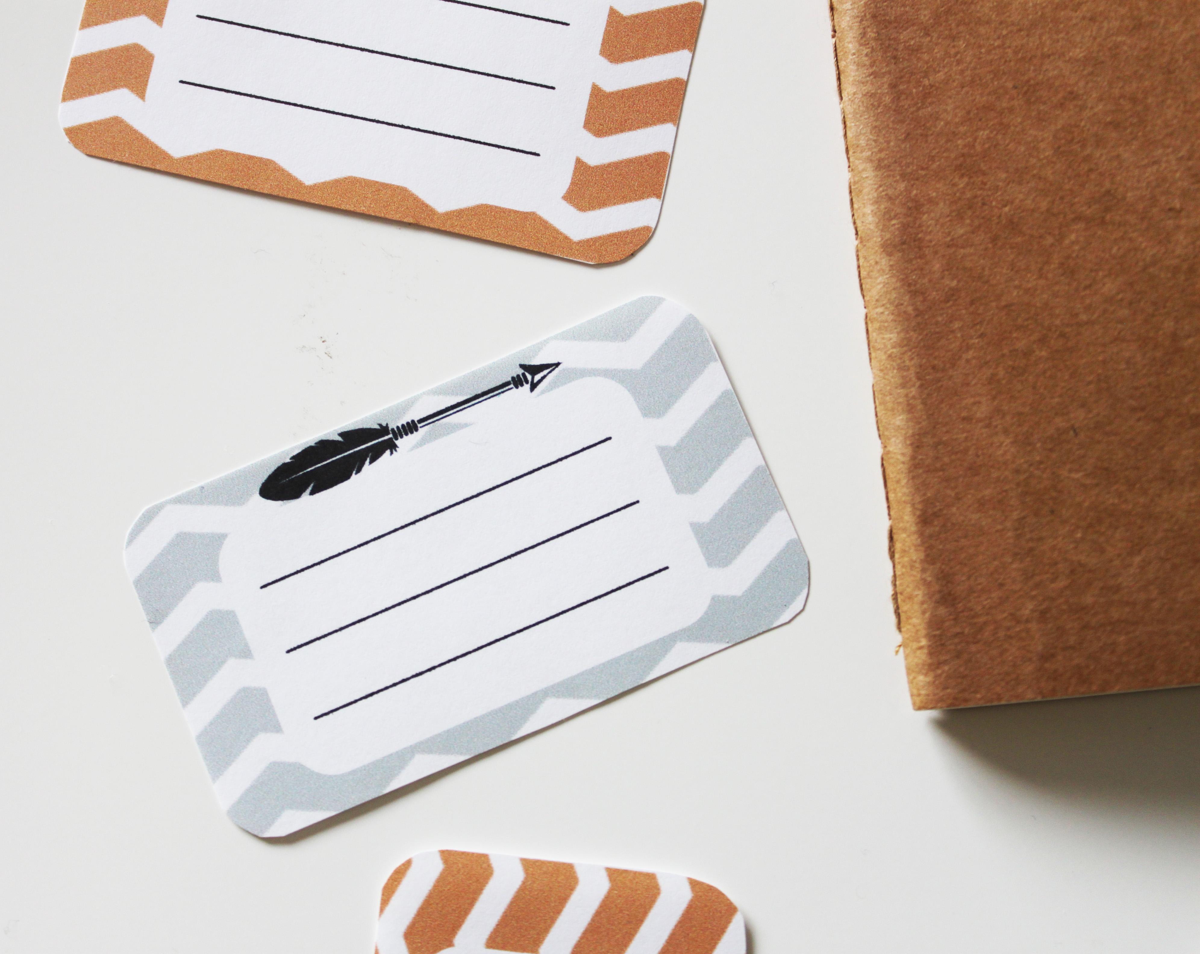 Exceptionnel Étiquettes pour vos carnets et cahiers d'école #printable | La  LD81