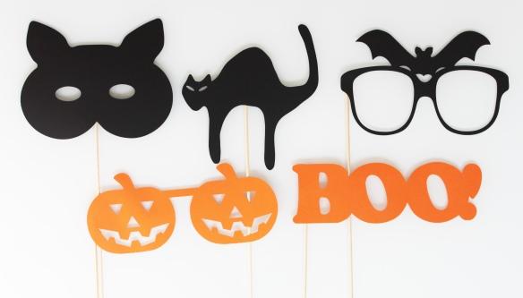 photobooth-halloween-chat-chauve souris-citrouille
