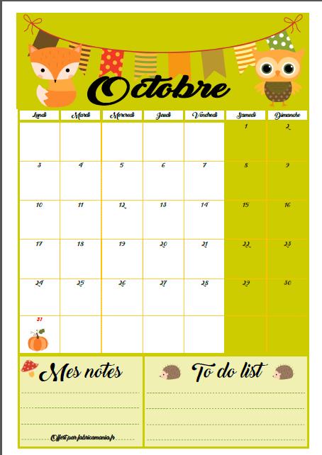 calendrier-octobre-2016