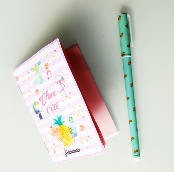 diy-carnet-note-exotique-fabricamania-flamant rose-toucan (4)