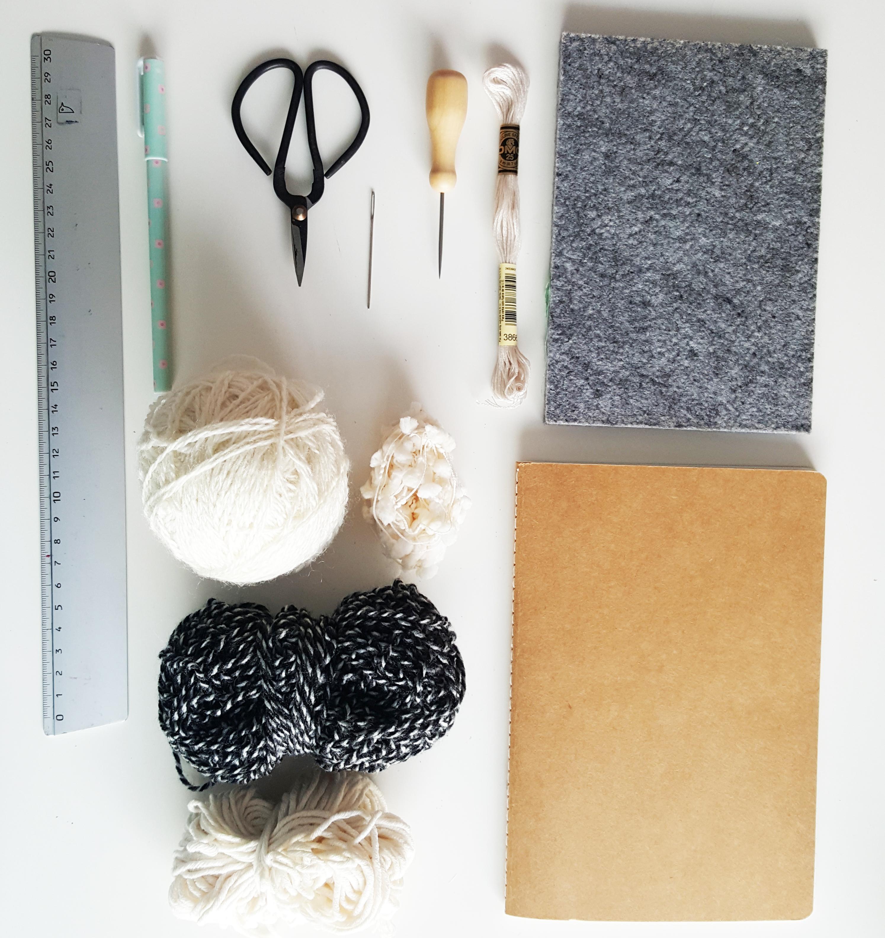 DIY-carnet-tissé-tissage-rentree-laine (2)